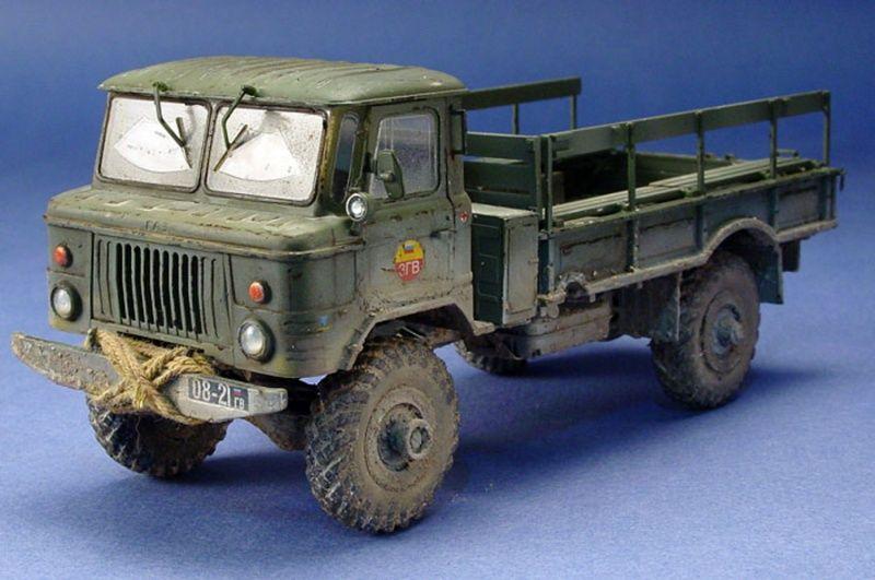 Идеальная машина для вечеринки: американцы тестируют ГАЗ-66
