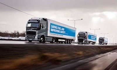 Volvo Group, DAF, Daimler, Iveco, MAN и Scania примут участие в проекте ENSEMBLE
