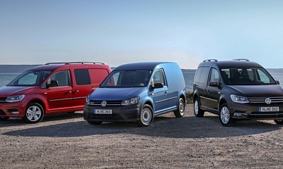 Volkswagen Caddy: Евро-6 для России