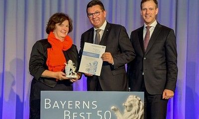 Компания Kögel стала лауреатом премии BAYERNS BEST 50